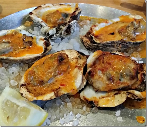 Oysters from Cochon